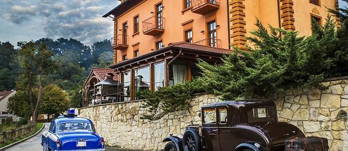 ELEONORA ROMANTIK HOTEL Tábor