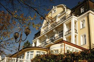 Mariánské Lázně-Hotel Royal