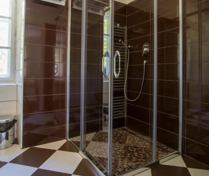 Pokoj č.11 koupelna