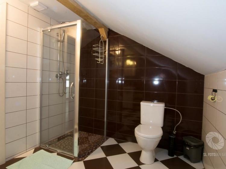 Pokoj č.15 koupelna