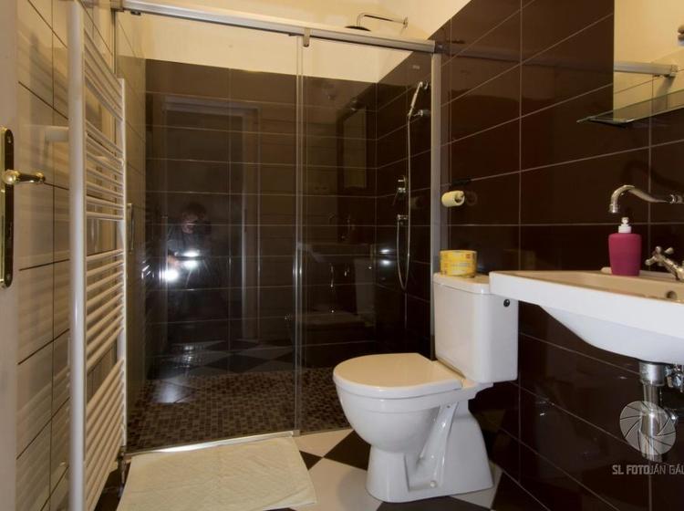 Koupelna pokoj č.6