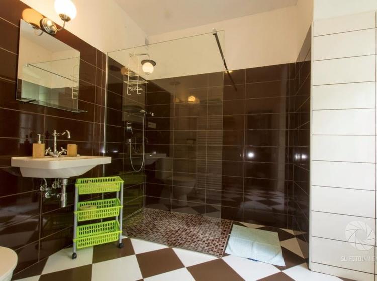 Koupelna pokoj č.7