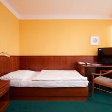 Zimní pobyt EKONOMI na 6 dní na Klínovci ve Wellness hotelu Nástup