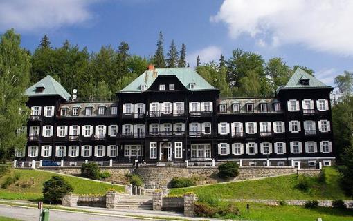 Lázeňský hotel Slezský dům 1154003613