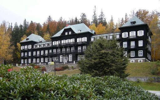 Lázeňský hotel Slezský dům 1154003615