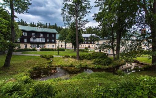 Lázeňský hotel Slezský dům 1154003657