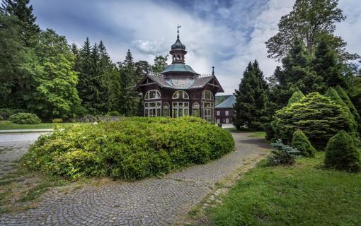 Lázeňský hotel Slezský dům 1154003633