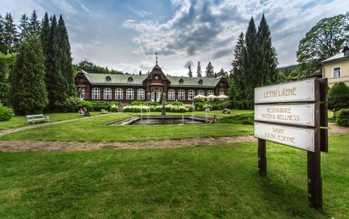 Lázeňský hotel Slezský dům 1154003659