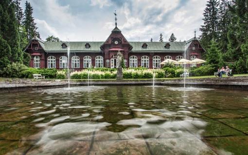 Lázeňský hotel Slezský dům 1154003641