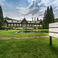 Lázeňský hotel Slezský dům-Karlova Studánka-pobyt-3denní aktivní NORDIC WALKING