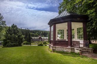Lázeňský hotel Slezský dům-Karlova Studánka-pobyt-Relax v každém věku