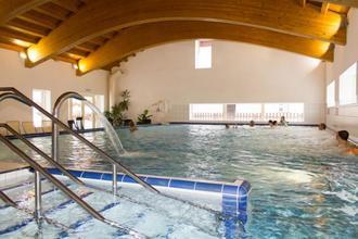 Lázeňský hotel Slezský dům-Karlova Studánka-pobyt-Zážitkový wellness pro pár