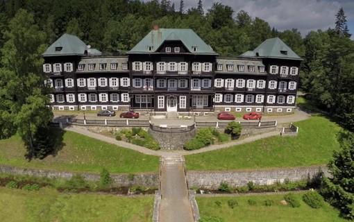 Lázeňský oddech pro dva-Lázeňský hotel Slezský dům 1154003607