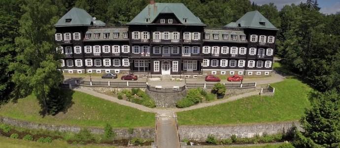 Lázeňský hotel Slezský dům Karlova Studánka