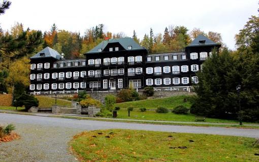 Lázeňský oddech pro dva-Lázeňský hotel Slezský dům 1154003609