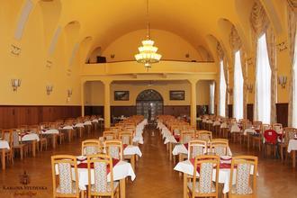Lázeňský hotel Slezský dům Karlova Studánka 623054542