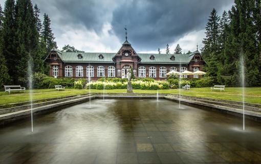 Lázeňský hotel Slezský dům 1154003639