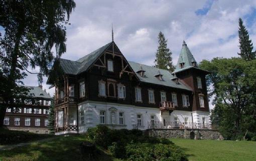 Lázeňská Vila Vlasta 1156529693