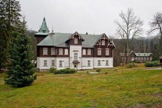 Lázeňská Vila Vlasta Karlova Studánka