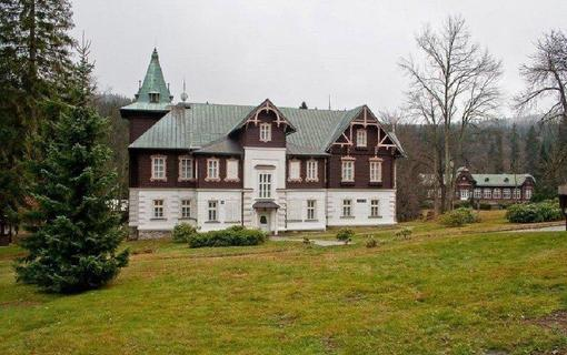 Lázeňská Vila Vlasta 1156529695