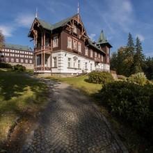 Lázeňská Vila Vlasta Karlova Studánka 1142825561