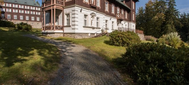 Lázeňská Vila Vlasta Karlova Studánka 1143373075
