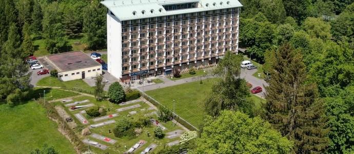 Spa Resort Libverda - Hotel Nový Dům Lázně Libverda