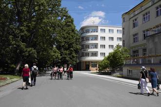 Poděbrady-pobyt-Lázeňský týden v Poděbradech
