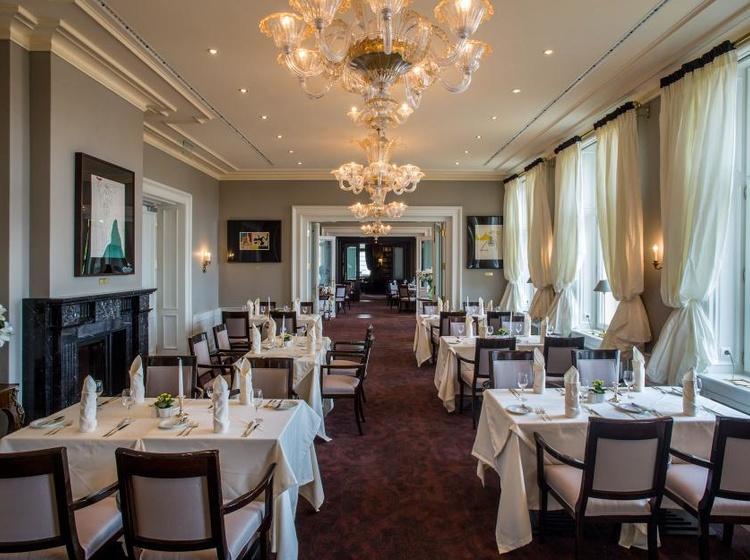 Le Palais Art Hotel Praha Le Papillon restaurace 2