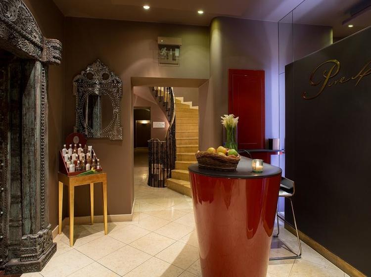 Le Palais Art Hotel Praha Recepce Pure Spa 2