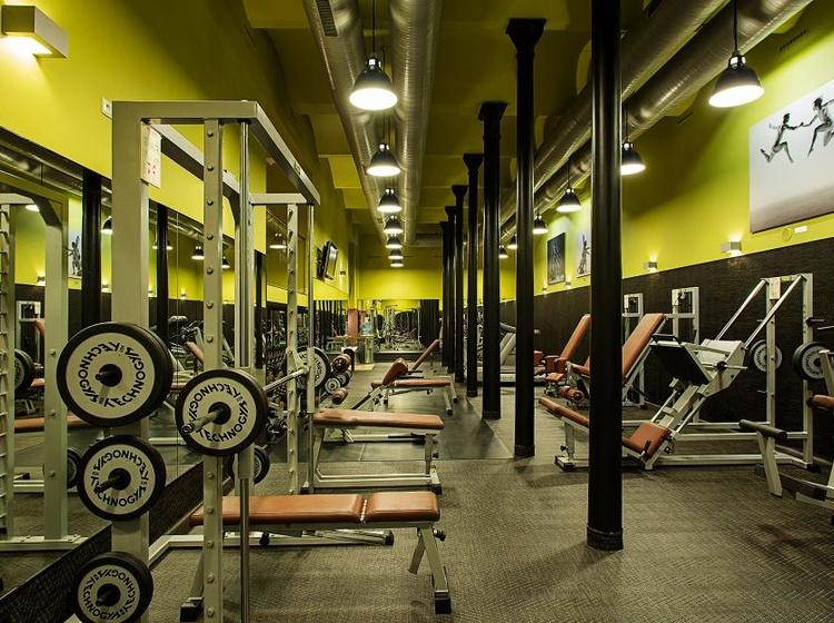 Le Palais Art Hotel Praha Fitness studio 2