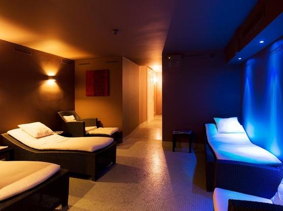 Le Palais Art Hotel Praha Relaxační zóna
