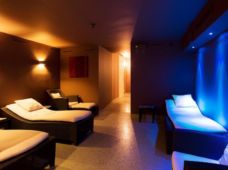 Le Palais Art Hotel Praha Relaxační zóna 2
