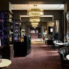 Le Palais Art Hotel Praha Lobby bar