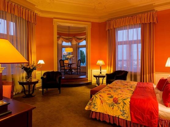 Le Palais Art Hotel Praha Romantický Tower apartmán