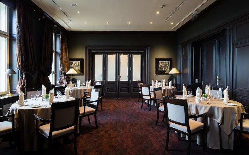The Club - část Artista restaurace