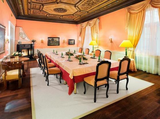 Le Palais Art Hotel Praha Marold Suite