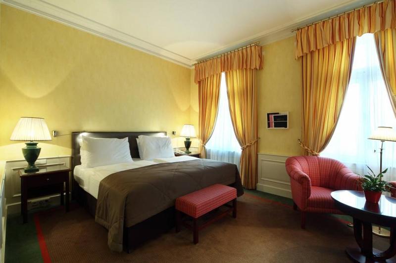Le Palais Art Hotel Praha 2