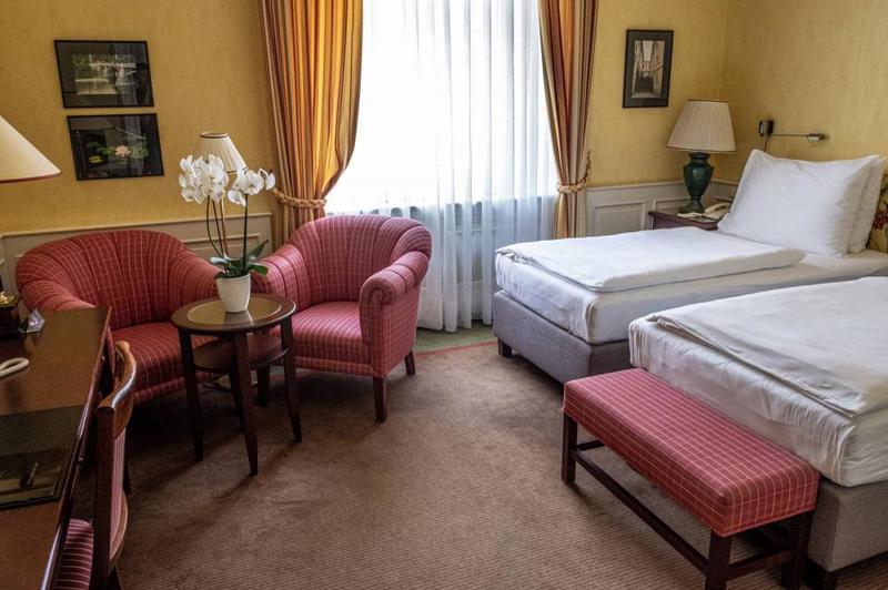 Le Palais Art Hotel Praha 14