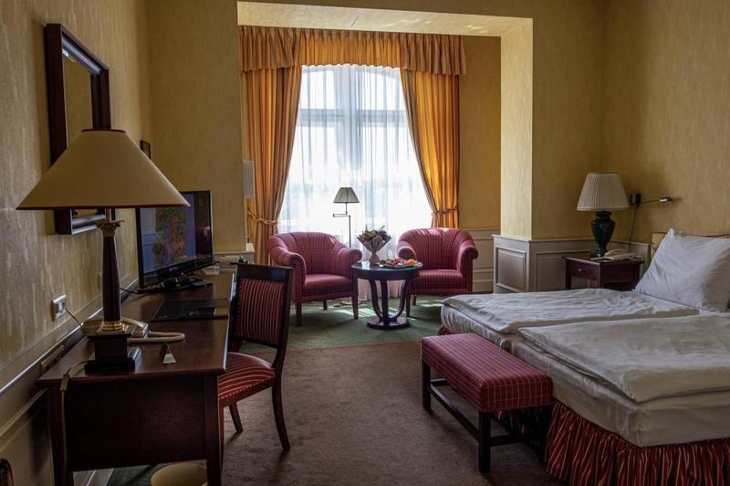 Le Palais Art Hotel Praha 18