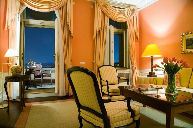 Le Palais Art Hotel Praha 22
