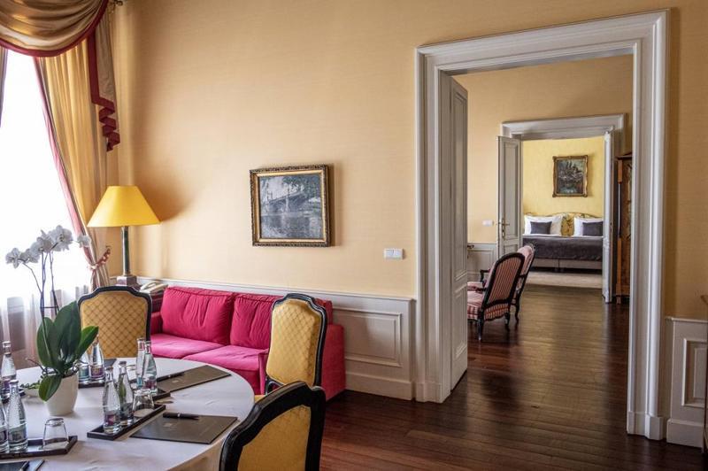 Le Palais Art Hotel Praha 5