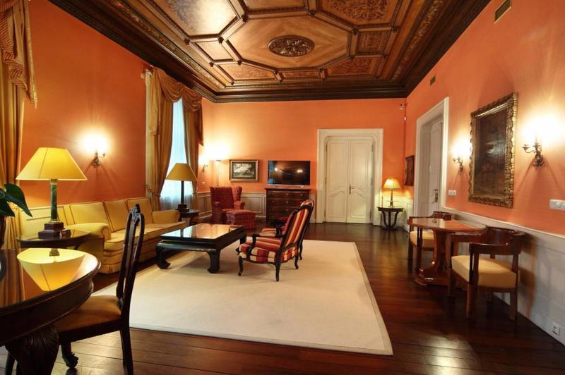 Le Palais Art Hotel Praha 6