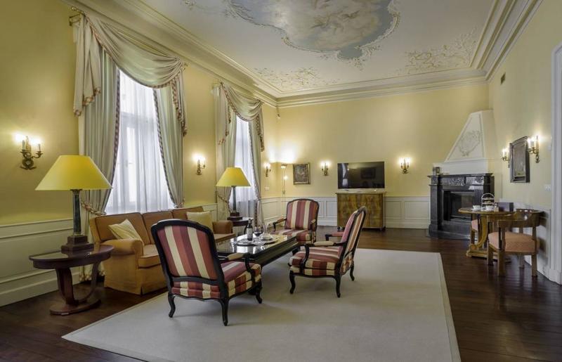 Le Palais Art Hotel Praha 25