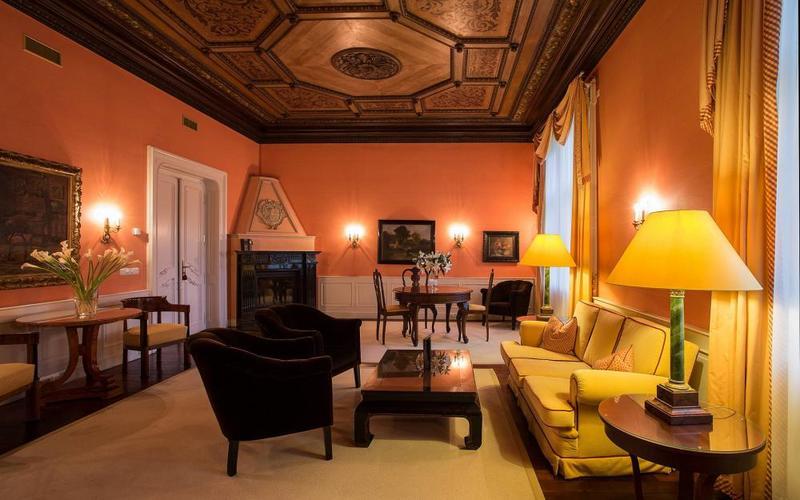 Le Palais Art Hotel Praha 4