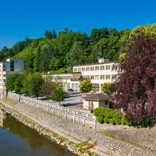 Lázeňský dům Moravan-Teplice nad Bečvou-pobyt-Teplická léčebně - relaxační kúra