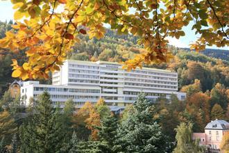 Jáchymov-Spa Hotel Běhounek