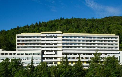 Spa Hotel Běhounek 1153885189