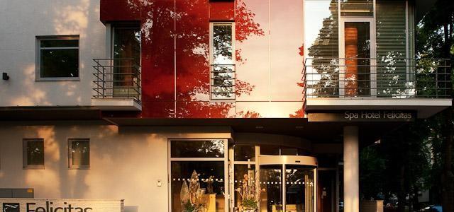 SPA Hotel Felicitas Poděbrady 1117100158