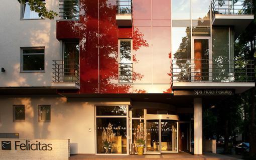 SPA Hotel Felicitas 1153489671